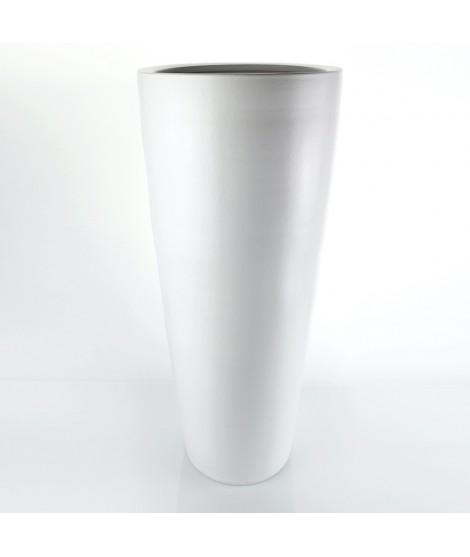 WEISSESTAL VASO DA TERRA CAPRI MAX WHITE CM 100 H
