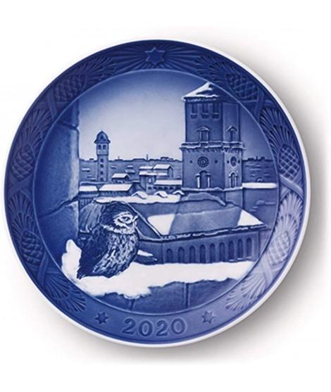 ROYAL COPENHAGEN PIATTO DI NATALE 2020